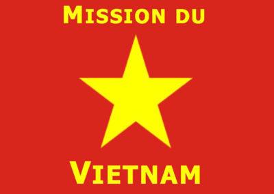 MISSION DU VIETNAM – GRAND SACONNEX